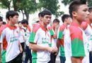 Hậu trường - U19 Việt Nam dâng hương tưởng nhớ Đại tướng Võ Nguyên Giáp
