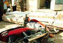 Tây Nguyên - Chủ cửa hàng bị mái bê tông đè chết