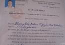 Tin trong nước - Cuộc điện thoại của vị GĐ chuyên ký giấy bán hàng từ thiện