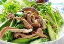 Ăn - Chơi - Dạ dày heo xào măng tây đơn giản nhưng ngon hết ý