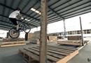 Cộng đồng mạng - Biker Ngô Minh Tú mê hoặc dân phượt bằng video luyện xe đạp địa hình cực chất