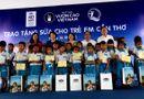Kinh doanh - Vinamilk và Quỹ sữa Vươn cao Việt Nam trao tặng sữa cho trẻ em Cần Thơ