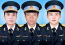 Tin trong nước - Vụ máy bay rơi tại Bà Rịa – Vũng Tàu: Thăng quân hàm cho 3 sĩ quan hy sinh