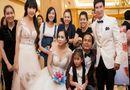 Tin tức giải trí - Vợ chồng Lý Hải xúc động trong ngày cưới 60 cặp khuyết tật