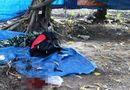 An ninh - Hình sự - Nam thanh niên xăm trổ chết bất thường trong quán nước