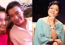 Sự thân thiết kỳ lạ giữa MC Thảo Vân và tình mới của Công Lý