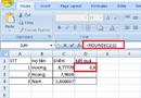 Cách dùng hàm ROUND trong Excel đơn giản nhất