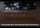 Video-Hot - Hàng chục thanh niên truy sát giữa đường ở Đồng Nai
