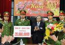 An ninh - Hình sự - Thưởng nóng lực lượng phá án vụ sát hại tài xế, cướp 34 tấn thép ở Bắc Ninh