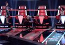 The Voice 2017: Trực tiếp tập 3 Vòng Giấu Mặt