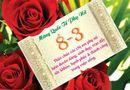 Đời sống - Lời chúc 8-3 cho mẹ, vợ, người yêu, bạn gái hay và ý nghĩa nhất