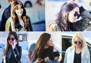 5 thành viên SNSD xinh đẹp rạng rỡ lên đường sang Việt Nam