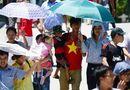Tin trong nước - Cảnh báo Bắc Bộ tăng nhiệt, Quốc tế thiếu nhi (1/6) nắng nóng trên 40 độ C