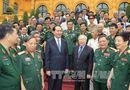 Tin trong nước - Chủ tịch nước gặp mặt Đoàn cựu quân nhân tình nguyện giúp Campuchia
