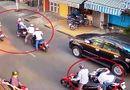An ninh - Hình sự - Bắt 2 nghi can chuyên dàn cảnh đánh người đi đường gây ra 25 vụ cướp táo tợn