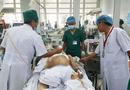 An ninh - Hình sự - Bảo vệ bệnh viện bị người nhà bệnh nhân đâm đã tử vong