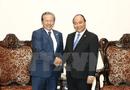 Tin trong nước - Thủ tướng Nguyễn Xuân Phúc tiếp Bộ trưởng Ngoại giao Malaysia