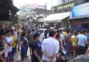 An ninh - Hình sự - Bị vây bắt, tên trộm ôm bình gas cố thủ suốt 5 giờ trong tiệm hớt tóc