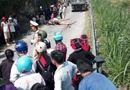Tai nạn giao thông, 3 mẹ con chết thảm dưới gầm xe tải