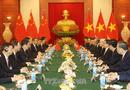 Tin trong nước - Tổng Bí thư Nguyễn Phú Trọng hội đàm với Tổng Bí thư, Chủ tịch nước Trung Quốc Tập Cận Bình