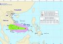 Áp thấp nhiệt đới mạnh lên thành bão số 14