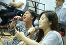 Đột nhập phòng tập của thí sinh Giọng hát Việt nhí trước thềm chung kết