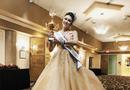 Phi Thanh Vân lần đầu thi hoa hậu đã giành vương miện