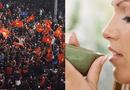 Các cách làm giảm rát họng không cần dùng thuốc sau cổ vũ trận đấu U23 Việt Nam