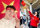 Hoài Linh, Mỹ Tâm cũng dàn sao Việt gửi lời động viên siêu đáng yêu tới U23 Việt Nam