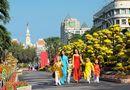 Tin tức - Dự báo thời tiết ngày 16/2: Miền Bắc mưa ẩm, Nam Bộ nắng ấm trong mùng 1 Tết