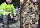 Tin tức - Công nhân vệ sinh vô tình nhặt được túi rác chứa 200 triệu đồng