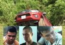 Tin tức - Hành trình vây bắt 3 nghi can bắn chết người ở Kon Tum