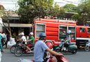 Tin tức - Đồng Nai: Cháy nhà, quán trà sữa tan hoang