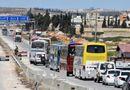 Syria: Hàng trăm tay súng phiến quân giao nộp vũ khí theo thỏa thuận