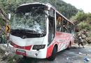 Tin tức - Vụ tai nạn trên đèo Khánh Lê: Hướng xe về phía vách núi để tránh lao xuống vực