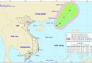 Chiều 17/6: Xuất hiện áp thấp nhiệt đới trên Biển Đông