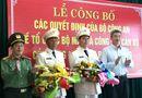 Tin tức - Cần Thơ, Đà Nẵng, Hải Phòng bổ nhiệm hàng loạt lãnh đạo Công an