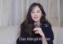 """Video: Dương Mịch gửi lời chào fan Việt nhân dịp \""""Phù Dao hoàng hậu\"""" lên sóng"""