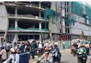 Tin tức - 3 công nhân rơi từ công trình trung tâm thương mại ở TP. Hồ Chí Minh