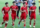 Bùi Tiến Dũng nói về sự vắng mặt của Văn Thanh tại AFF Cup 2018