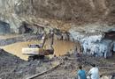 Tin tức - Hòa Bình: Sập lò khai thác vàng, bùn lẫn nước lấp kín khiến 2 người mắc kẹt