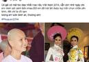 Bị tố giật chồng, thí sinh Hoa hậu Việt Nam vừa xuống tóc đi tu lên tiếng