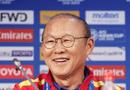 """HLV Park Hang-seo: \""""Các cầu thủ Việt Nam sẽ chiến đấu không sợ hãi đến những phút cuối cùng\"""""""