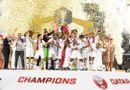 Vô địch Asian Cup, cầu thủ Qatar được Hoàng gia Qatar thưởng sốc nhất lịch sử bóng đá