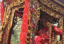 """Tin trong nước - Lễ hội đền Gióng 2019 : """"Nữ tướng 12 tuổi"""" được bảo vệ nghiêm ngặt"""