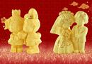 """Ngày vía Thần Tài trùng Valentine: Tặng vàng hay chocolate cho \""""nửa kia\""""?."""