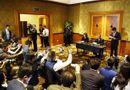 Video: Bộ trưởng Bộ Ngoại giao Triều Tiên chủ trì họp báo lúc nửa đêm tại Hà Nội