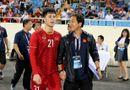 Đội hình ra sân của U23 Việt Nam - U23 Indonesia: Đức Chinh, Đình Trọng sẽ có suất đá chính
