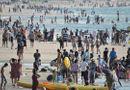 Tin trong nước - Vũng Tàu: Hàng trăm du khách bị sứa cắn khi đang tắm biển