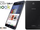 Sản phẩm số - Samsung ra mắt bản Galaxy Tab 4 cho người thích đọc sách
